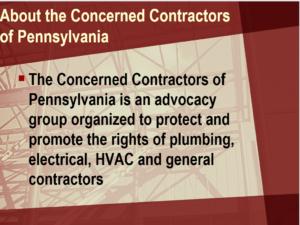 Concerned Contractors